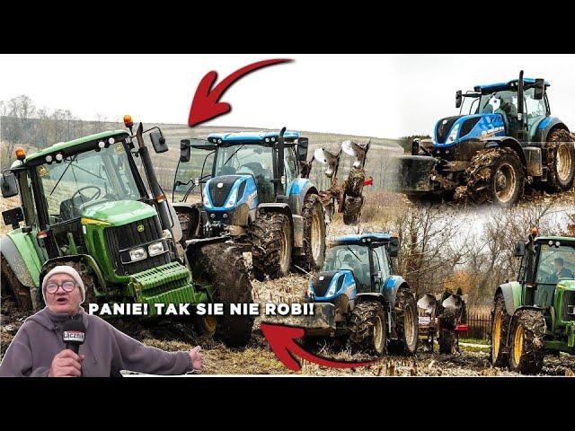 Randki John Deere traktory