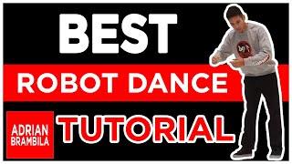 How to Robot Dance - Best Robot Dance Tutorial How to Dance the Robot