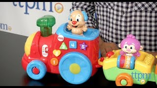 Laugh & Learn Puppy's Smart Train from Fisher-Price