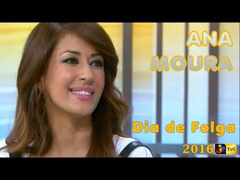 Ana Moura *2016 TVI* Dia de Folga
