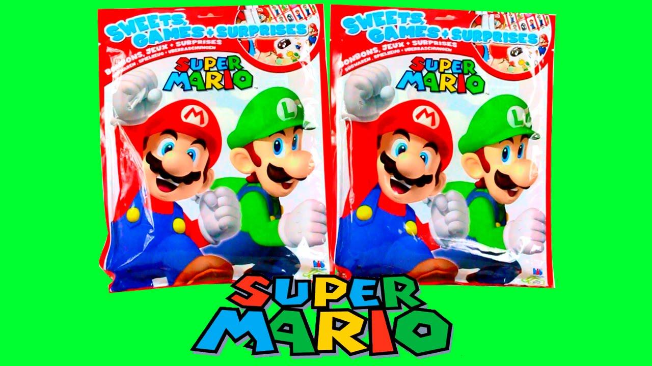 Sorpresas Videos Del Super Juguetes Mario Bros De Juego HYE29eWID