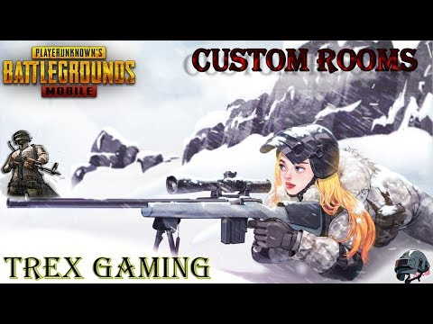UNLIMITED CUSTOM ROOMS .... PUBG MOBILE LIVE INDIA ...#XD