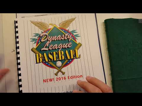 **New** Dynasty League Baseball
