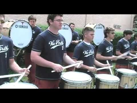 Vic Firth Spotlight - Texas Drums - Stands Cadences