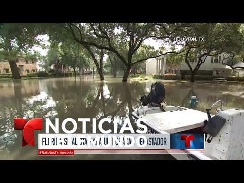 Huracán Irma: crece el temor en el sur de la Florida | Noticiero | Noticias Telemundo