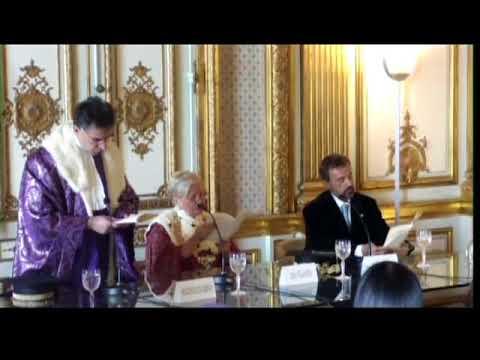 Discorso del Preside della Facoltà di Lingue e Letterature Straniere