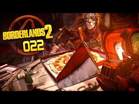 BORDERLANDS 2 💛 022: Ein wenig Käse zum Whine?