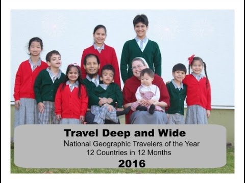 Travel Deep and Wide the Amazing 2016