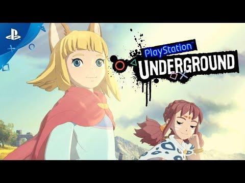 Ni no Kuni II: Revenant Kingdom - PS4 Gameplay | PlayStation Underground