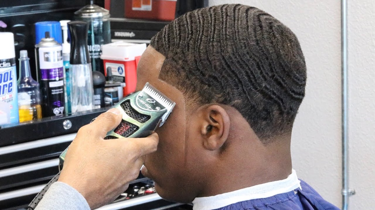 full length barber tutorial
