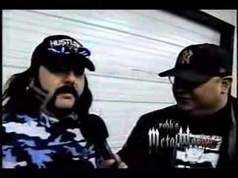 DAMAGEPLAN on Robbs MetalWorks 2004
