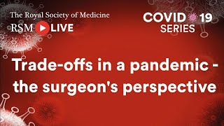 In this episode, professor derek alderson, president of the royal college surgeons and scarlett mcnally, consultant orthopaedic surgeon eastbourne dist...