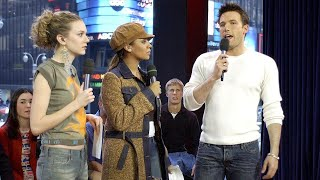 Hilarie Burton Claims Ben Affleck Groped Her While She Was A Host On 'trl'