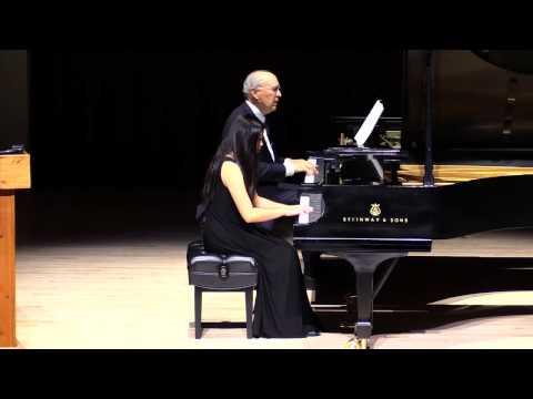 Hans Boepple Master Class: English Suite No. 3 in g minor - Johann Sebastian Bach