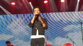 Atif Aslam Live in Leicester UK  Medley
