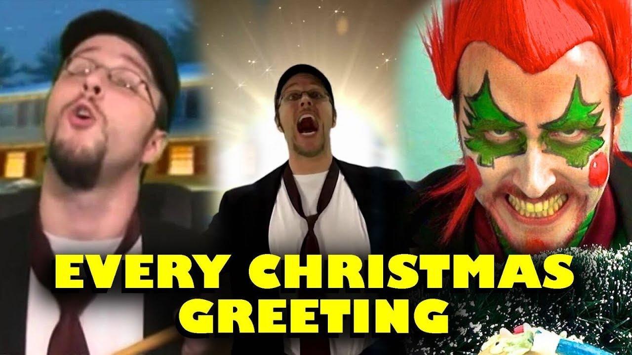 Every Christmas Opening - Nostalgia Critic - YouTube
