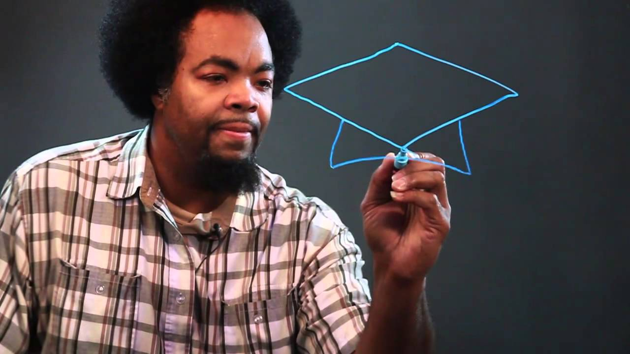 Step-by-Step Instructions for How to Draw a Graduation Hat - YouTube