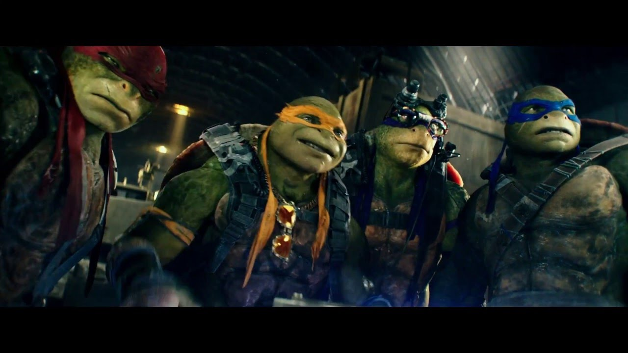 Ninja Turtles: Out of the Shadows | Trailer #3 | UPInl