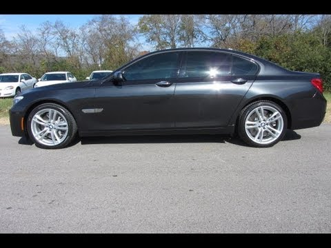 sold.2012 BMW 750i SEDAN M SPORT PACKAGE RWD WITH 2400 MILES FORD OF MURFREESBORO 888-439-1265