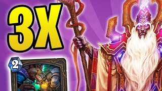 I GOT 3X VELEN with Rogue | Pick Pocket Rogue | The Witchwood | Hearthstone