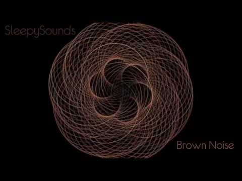 Brown Noise – 9 Hour Sleep Sound – Soft Noise / Brownian Noise / Red Noise