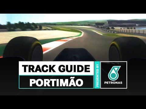 PETRONAS F1 Track Guide: Portimão First Laps