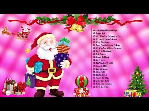 Musik Natal Terbaik ❄ Lagu Natal Dalam Bahasa Inggris ☃