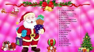 Gambar cover Musik Natal Terbaik ❄ Lagu Natal dalam bahasa Inggris ☃