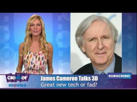 James Cameron Talks Future Of 3D Filmmaking