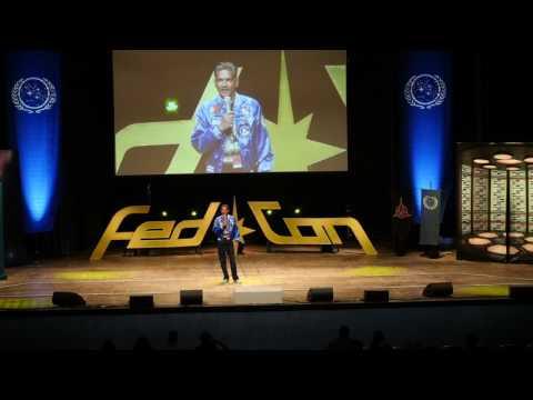 unCONventional 2017 - Freitags Panel Bern Collaco FedCon 26
