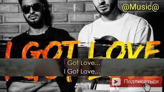 MiyaGi & Эндшпиль - I Got Love Караоке (@Music@)