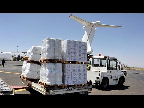 Таджикистан получил новую партию гуманитарной помощи от России