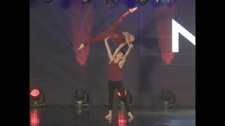 Love Is Burnt - Charity Anderson & Andres Penate (World Of Dance Season 2 Division Winners)