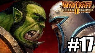 ODZYSKAJMY TOL BARAD i KONTRATAKUJMY! - Let's Play Warcraft 2 Tides of Darkness #17 [KAMPANIA LUDZI]