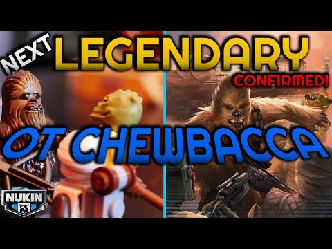OT Chewbacca Legendary Event Incoming CONFIRMED! | Star Wars: Galaxy of Heroes SwGOH
