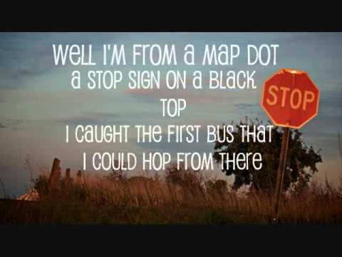 Where The Green Grass Grows by Tim McGraw (with lyrics)