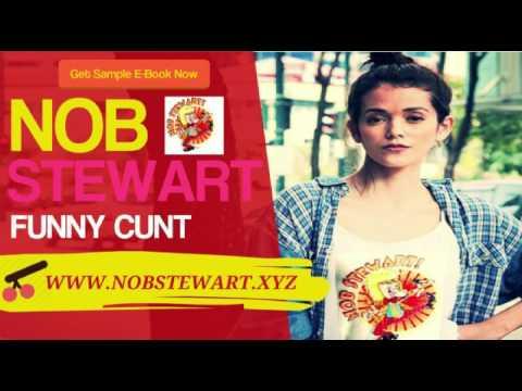 Nob Stewart - Funny Cunt Promo Photos 2
