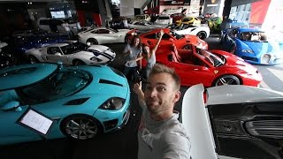 Dubai Supercar Shopping thumbnail