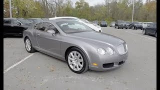 2006 Bentley Continental GT|Walk Around Video|In Depth Review