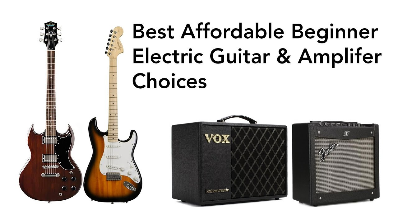 best electric guitar amp for beginners youtube. Black Bedroom Furniture Sets. Home Design Ideas