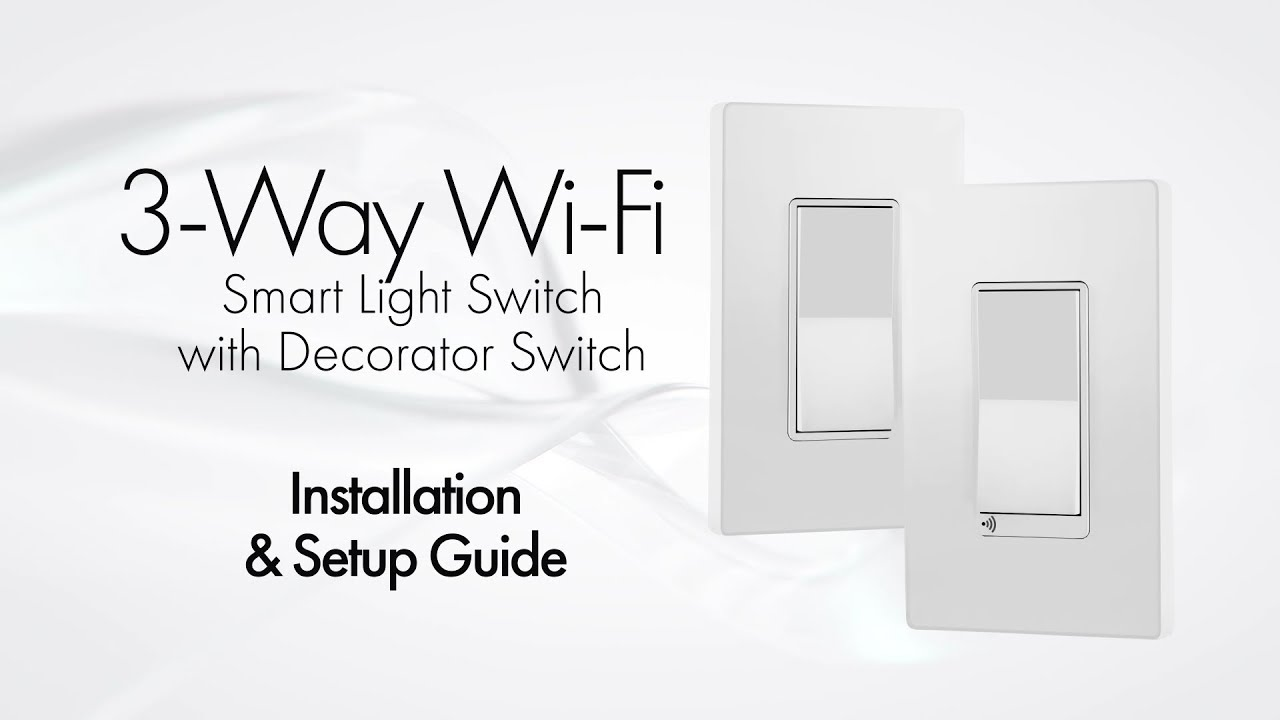 installation guide in wall wi fi light switch kit topgreener