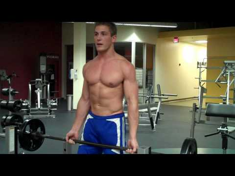 How To: Straight-Bar Bicep Curl