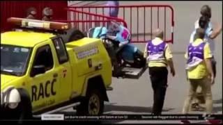Motogp news: Spanish moto2 rider Luis Salom dies after fatal crash in Catalunya Grand prix