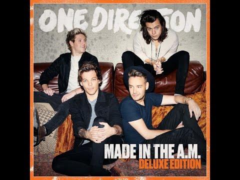 long Way Down | One Direction (Lyrics)