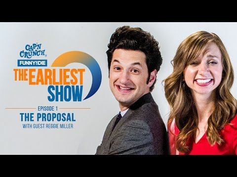 The Earliest Show: The Proposal with Guest Reggie Miller (Episode 1)