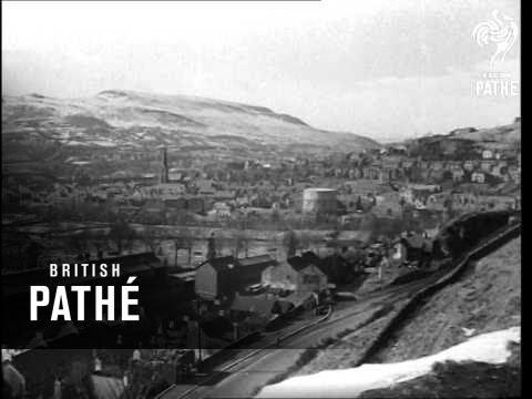 Pontypridd Wales. (1948)