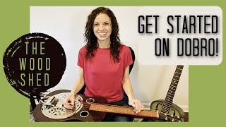 How to Get Started on Dobro - Abbie Gardner