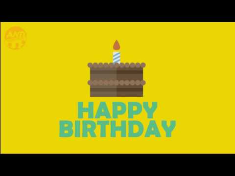 "Motion Graphic Indonesia | ""Happy Birthday Noval"" ( AND Production - Jakarta )"