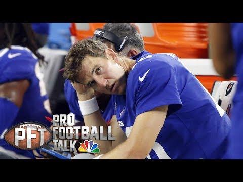 Should Giants tank to secure a top QB in draft? I Pro Football Talk I NBC Sports