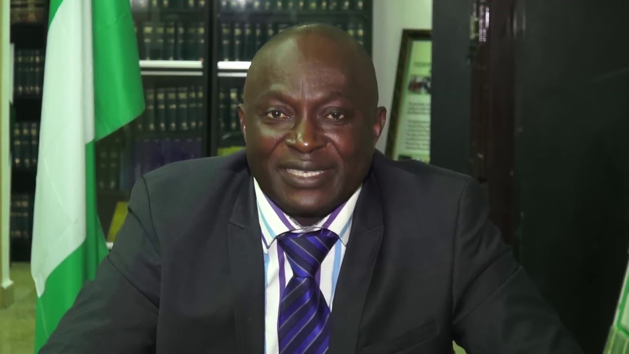Mr William Alo, Permanent Secretary, Ministry of Labour and Employment,  Nigeria Message 12 June 2020 - YouTube